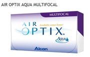 Линзы контактные AIR OPTIX Aqua Multifocal