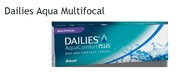 Контактные линзы Dailies Aqua Multifocal